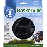 baskerville 12.7 cm 橡胶 ULTRA 嘴套 黑色 6号