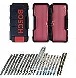 Bosch TC21HC T 形柄 Contractor 锯条套装(21 支装)