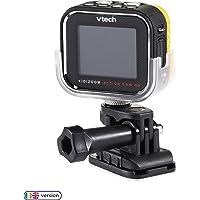 VTech Action Cam HD 儿童运动相机,儿童数码相机,适合户外运动,方便防水视频数码相机,适合年龄 5 岁…