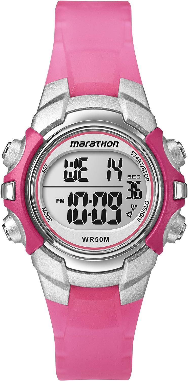 【我要买这个】美国 TIMEX 天美时 马拉松系列石英手表 99元包邮(199-100)