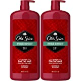 Old Spice 2 合 1 洗发水和护发素,Bearglove,25.3液盎司