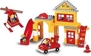 8558 - 0002 消防站 UNICOPLUS 各种颜色