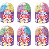 Educational Insights Playfoam Pals 宠物派对6件装 | 无害,不会干掉泡沫 | 感官,塑造乐趣,儿童手工艺品 | 惊喜收藏玩具 | 适合5岁以上的人群