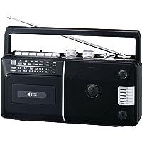 朝日电器 收音机 黑色 单个包装尺寸 17×33×13 厘米