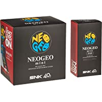 NEOGEO mini-Variation_P PAD黒セット