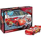 Lightning Revell Junior Kit McQueen 赛车总动员3 组装玩具 00860,适用于4岁以…
