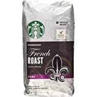 Starbucks 星巴克 法式深度烘焙 整豆咖啡 40盎司/1.13千克(2 袋)
