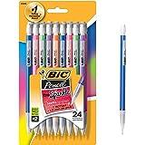 BIC Xtra-Sparkle自动铅笔,中号笔尖(0.7 mm),24支