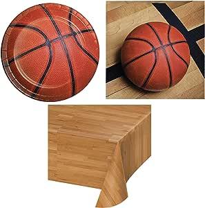 运动主题生日派对用品. 篮球