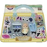 EPOCH 森贝儿家族 玩具 街头时尚穿搭套装 时尚鞋系列 TVS-13