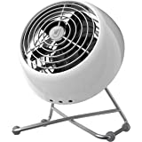 Vornado VFAN 迷你经典个人复古空气循环风扇 冰白色 CR1-0283-43