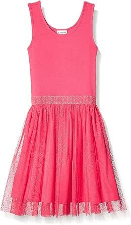Amazon Brand - 斑马女童幼童和儿童短裙背心裙
