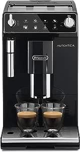 De'Longhi 德龙 ETAM 29.510.B Autentica 全自动咖啡机(蒸汽喷嘴)黑色