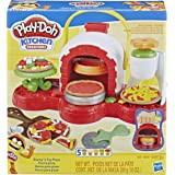 Play-Doh Stamp 'n Top 披萨烤箱玩具,5 种* Play-Doh 颜色