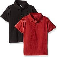 American Hawk Boys 2 Piece Pack Polo Shirt