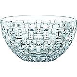 Spiegelau & Nachtmann 2 件套碗套装,圆形,直径 18 厘米,水晶玻璃,Bossa Nova,10…