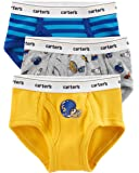 Carter's 男童内裤 3 条装(幼儿/儿童) - 运输