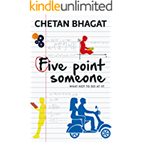 Five Point Someone (English Edition)