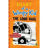 Diary of a Wimpy Kid: The Long Haul (Book 9) (English Editio…