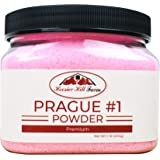 Hoosier Hill Farm Prague Powder腌制盐,粉色,1磅/454克