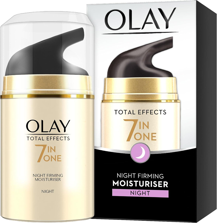 62.94元 Olay 玉兰油 7合1抵御衰老晚间紧致保湿霜 50ml