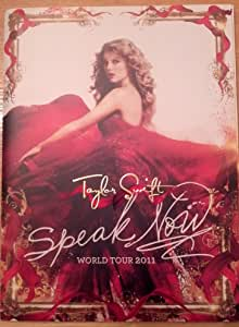 Taylor Swift Speak Now Program