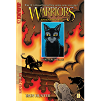 Warriors: Ravenpaw's Path #1: Shattered Peace (Warriors Mang…