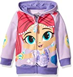 Nickelodeon Girls' Shimmer and Shine Costume Hoodie - Shimmer