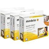Medela 美德乐 微波炉消毒袋 3包装 每包5个 共15只(可重复使用 每只可用20次)
