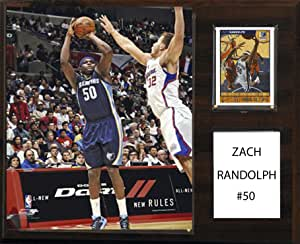 C&I 收藏版 NBA 孟菲斯灰熊队Zach Randolph Player Plaque,30.48 x 38.10 cm