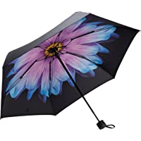 Fidus 反向太阳雨伞 大防风旅行防紫外线雨伞 女士 - 自动开合