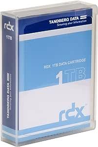 Tandberg 8536-RDX 320GB RDX 数据盒 - 父级异物8586-RDX 1TB