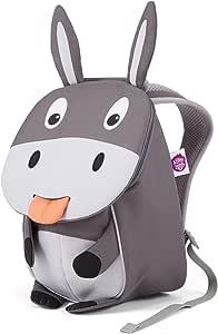Affenzahn 幼儿园儿童背包适合男女学龄前儿童,适合 1-5 岁儿童 Dean Donkey 1-3 years old - Small Friends