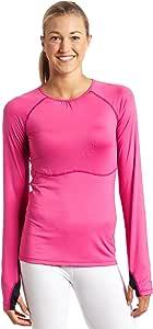 Skirt Sports 女式 Runner's Dream 长袖衬衫