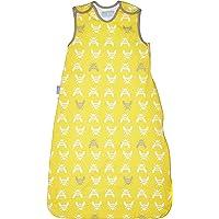英国 Grobag SimplyGro(升级版) 婴儿睡袋 大黄蜂 1.0托格 (6-18个月) AAE4274