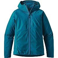Patagonia 男式 薄款带帽软壳 冲锋衣 Levitation Hoody 83030