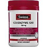 SWISSE Ultiboost CoQ10辅酶Q10 | 抗氧化剂| 150毫克,180片