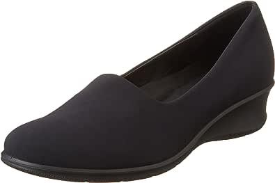 ECCO Felicia 女士弹力坡跟鞋