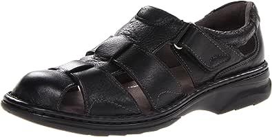 Florsheim Getaway 渔夫凉鞋 黑色 9.5 W US