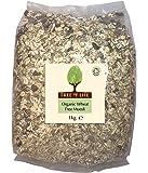Tree of Life Organic Muesli 1 Kg (Pack of 2)