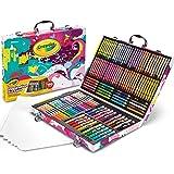 Crayola 绘儿乐 艺术灵感着色盒套装,适合给5岁以上儿童的礼物