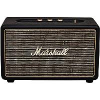 Marshall 马歇尔 Acton 扬声器,具有4.0蓝牙功能,3.5毫米——黑色(英国)
