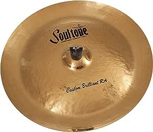 "Soultone Cymbals CBRRA-CHN22-22"" 定制 Brilliant RA 中国"