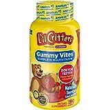 Lil Critters 完整的儿童软糖,190粒