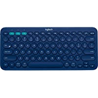 Logitech Logitech K380 多设备蓝牙键盘,深灰色 (920-007558)K380