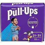 Pull Ups Learning Designs 男童训练裤,2T-3T,23 条装