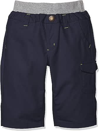 Crocs 卡骆驰 纯色侧袋中裤 110663 男童 NV 日本 140 (日本サイズ140 相当)