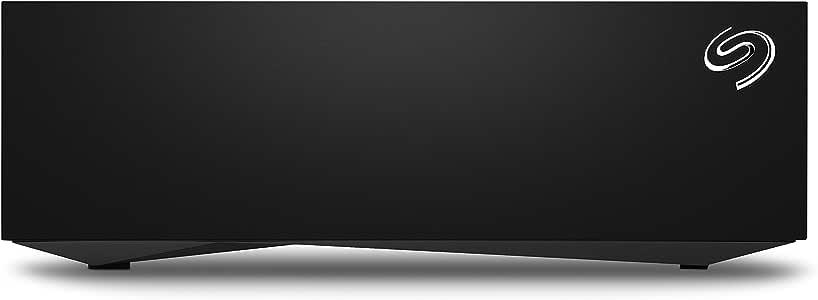Seagate 希捷 Desktop Drive 8000 GB,8TB外置硬盘,3.5英寸,USB 3.0,PC,Xbox,PS4适用,型号:STGY8000400