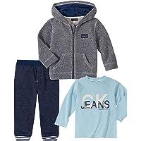 Calvin Klein 卡尔文·克莱恩 男童 上衣&外套&裤子 3件套