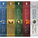 George R. R. Martin's A Game of Thrones 5-Book Boxed Set (So…